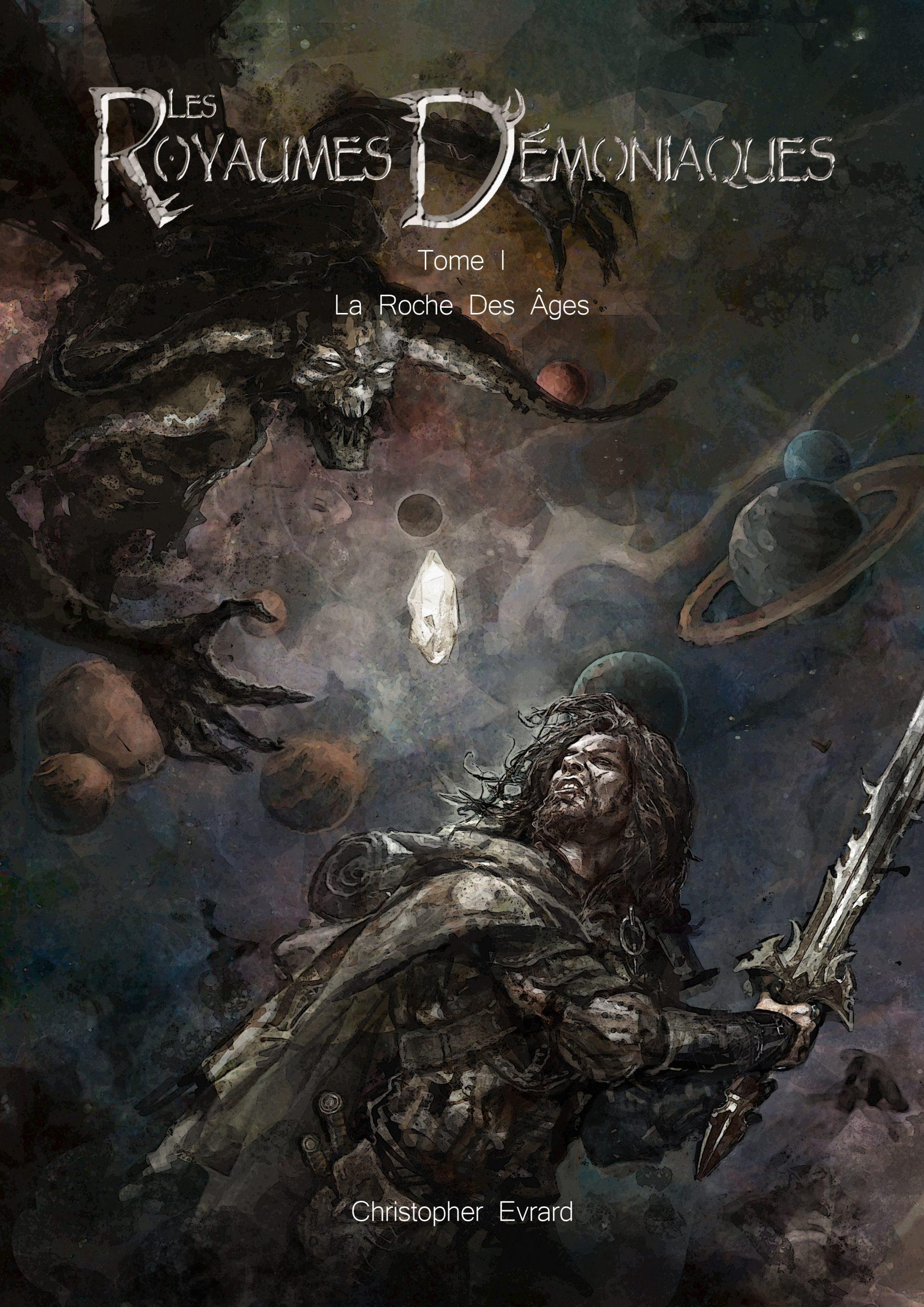 couverture tome 1 Royaumes Démoniaques