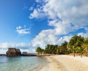 best beaches in belize