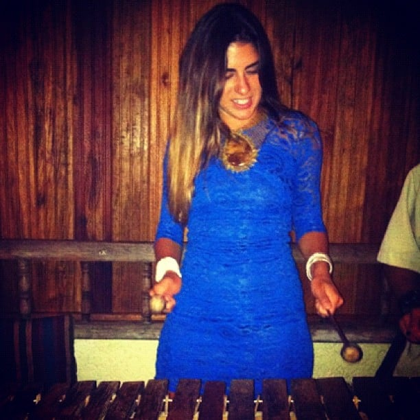 marimba lessons in belize