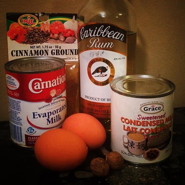 Belize Rompopo Recipe