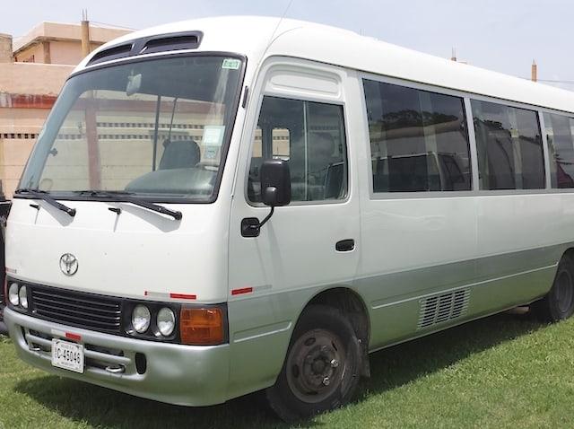 transportation for belize groups