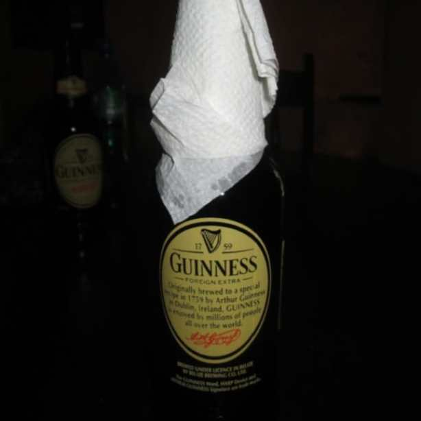 Guinness Stout in Belize