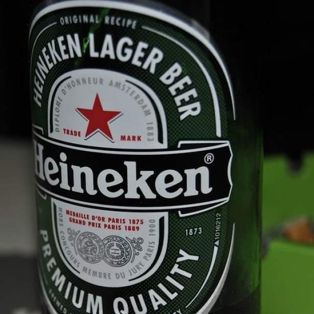 Heineken Beer is very popular in Belize