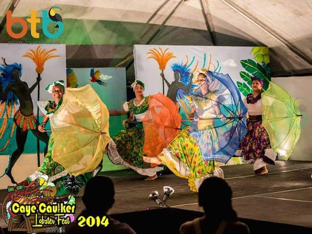 belize dance company performance