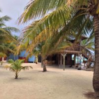 southwest caye in glovers reef