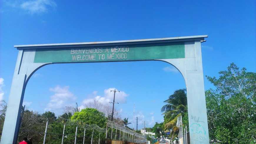 Corozal Mexico Border Shuttle