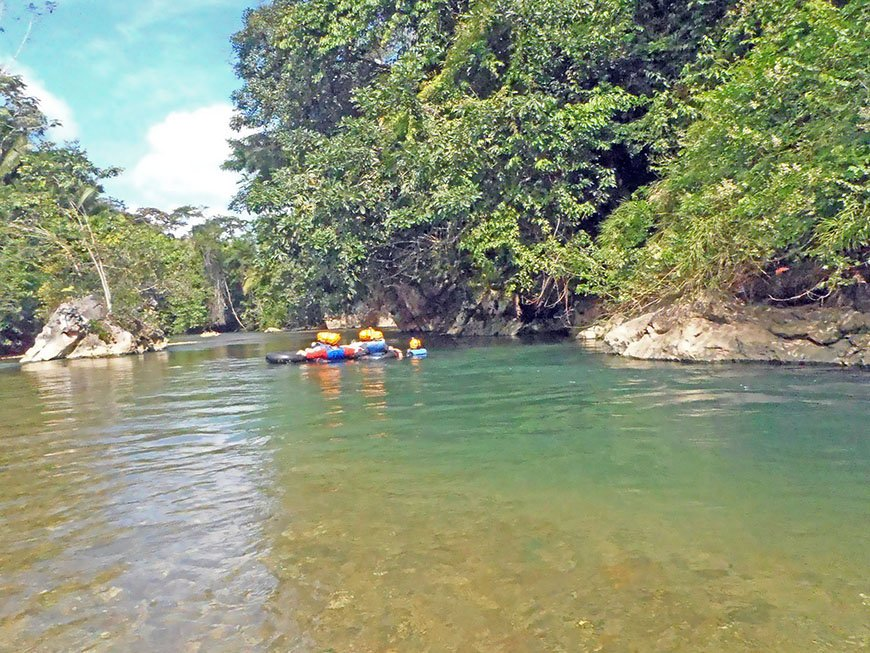 belize shuttle with tours