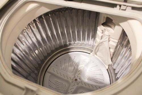 羽毛布団洗濯機