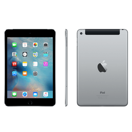 Apple iPad mini 4   Bell Mobility   Bell Canada Apple Ipad mini 4   128GB Grey   101683