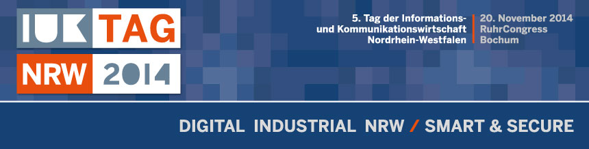 Digital Industrial NRW / Smart & Secure