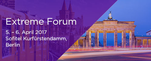 Extreme Forum 2017 Berlin