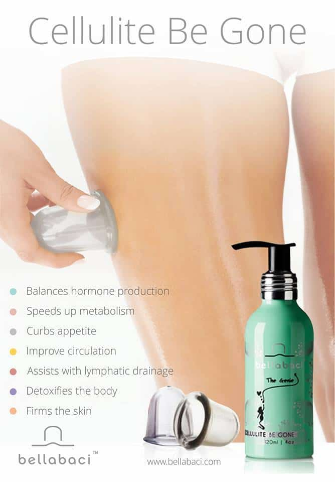 Firmer skin tone in just a few minutes per day? Yes! - By Bellabaci Cupping Massage