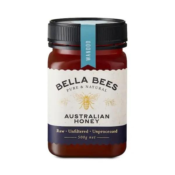 Bella Bees Wandoo White Gum Honey SKU-AABBH10006