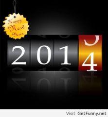 Wishing you a very happy 2014!
