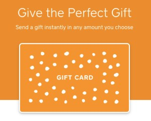 Give a gift card today!