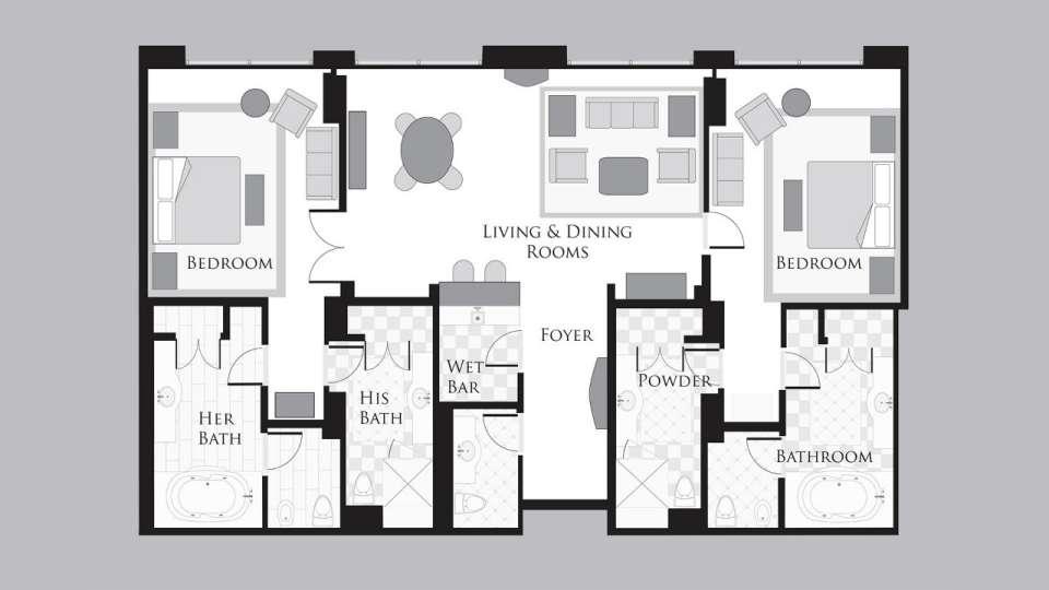 Excalibur Las Vegas 2 Bedroom Suites Nrtradiantcom