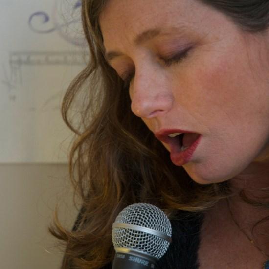 Elise sings Skylark