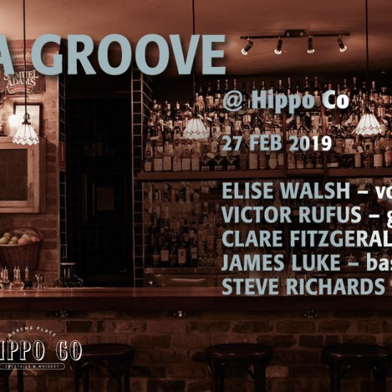 Come see Bella Groove at Hippo Bar