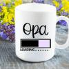 Opa is loading   Koffie - Thee mok