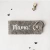 Sleutelhanger    Mama    Moederdag cadeau - Cadeau voor mama - Sleutelhanger - Gepersonaliseerd cadeau - Naam cadeau