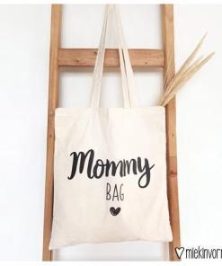TAS | MOMMY BAG - Shopper - Vilten shopper - Moederdag cadeau - Oppastas - Voor de liefste oma - cadeau moederdag