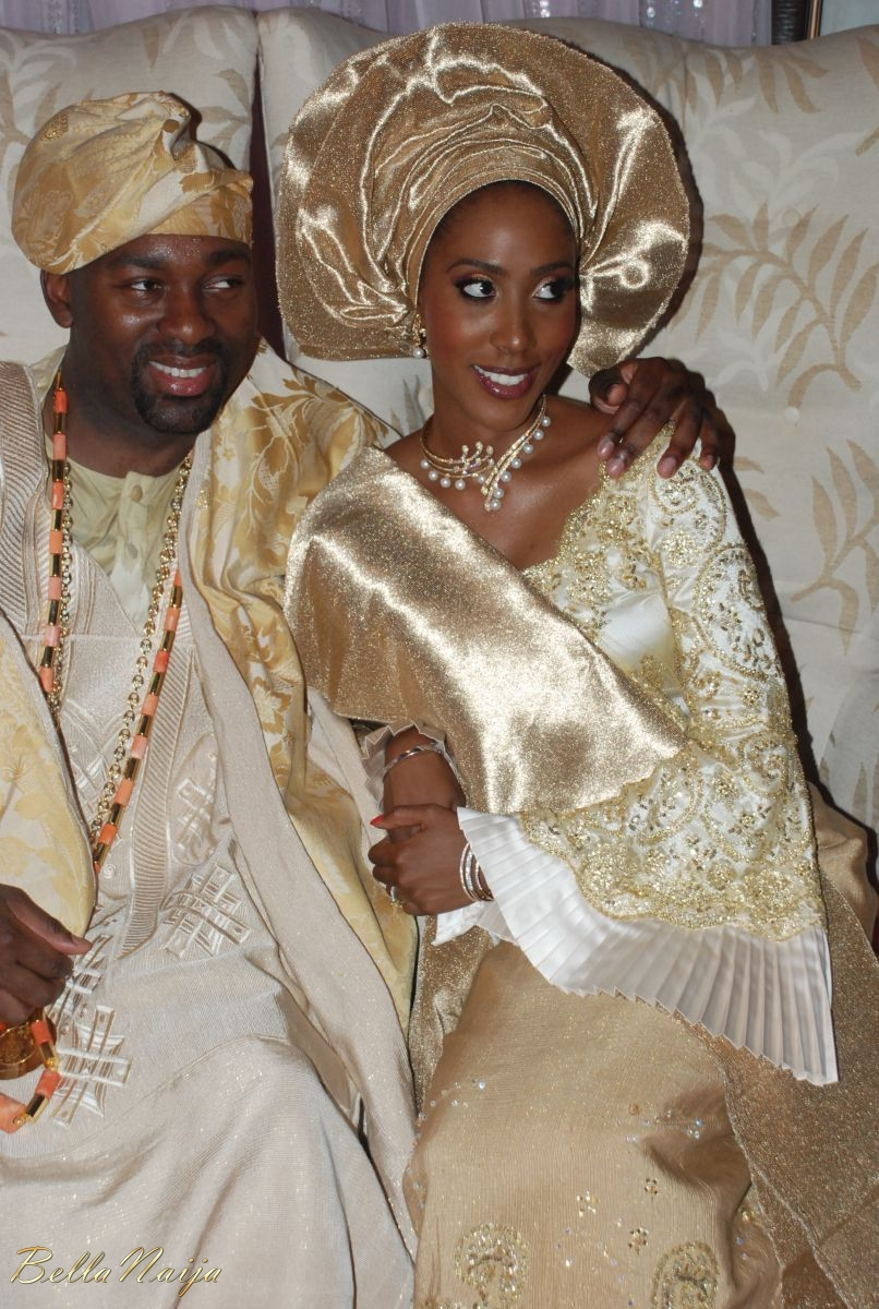 BN Weddings First Look Funke Fowler Amp Abi Kuku BellaNaija