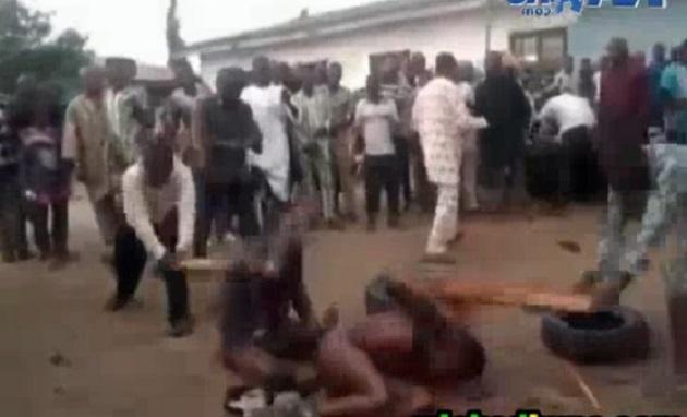Nigerian Gay Men Beaten To Death