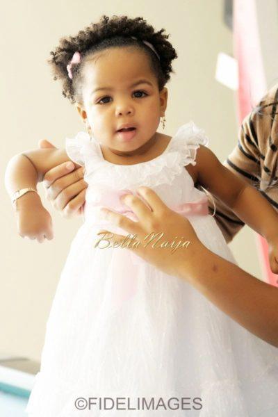 Kanu Nwankwo's Daughter's Christening - April 2014 - BellaNaija - 022