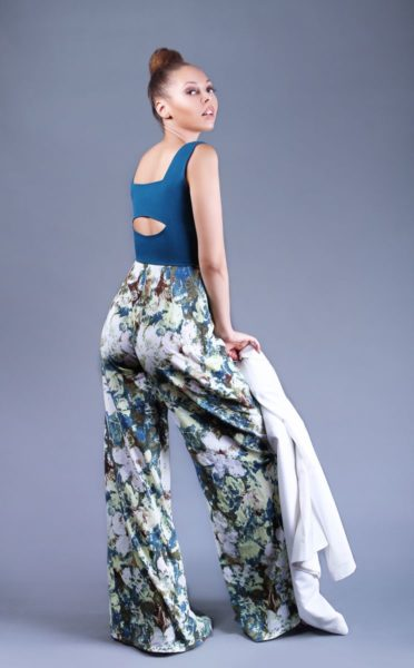 Sally Bawa 2014 Collection Lookbook - BellaNaija - April2014014