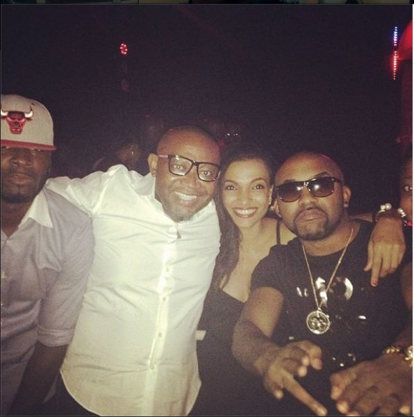 Tee Billz, Paul O, Andrea & Banky W