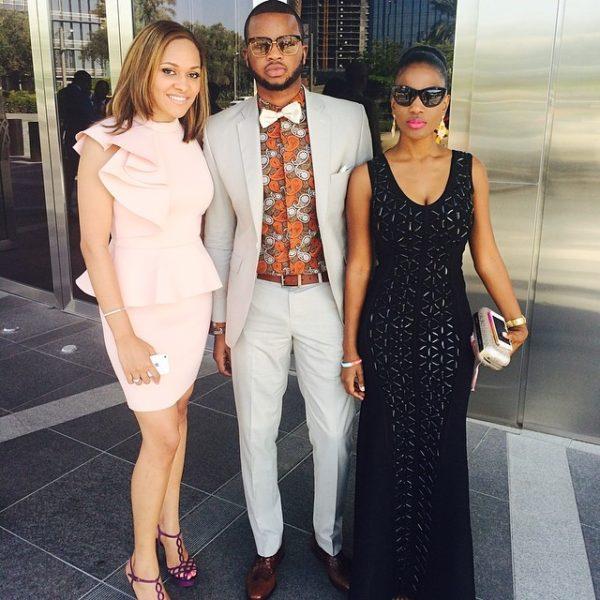 "tania omotayo papa and femi ahmed 600x600 Tiwa Savage & Tunji ""Tee Billz"" Balogun's Star Studded Dubai Wedding! Celebs & Gorgeous Guests"
