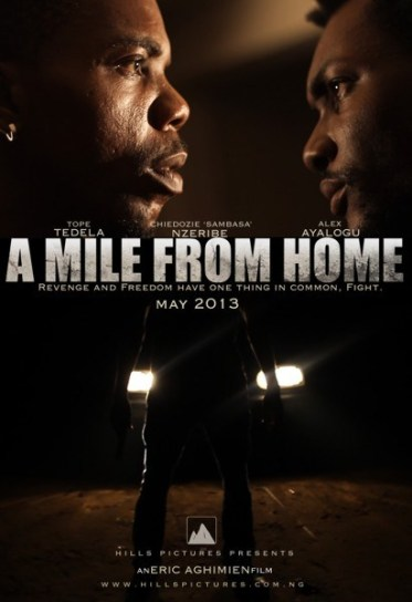 Image result for a mile from home movie