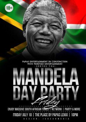 Nelson Mandela Remebrance Celebration