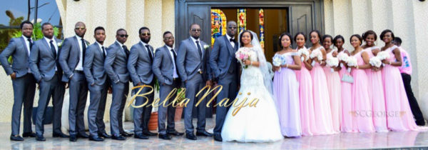 Chisom & Chete Igbo Nigerian Wedding | BellaNaija 2014 - 0322