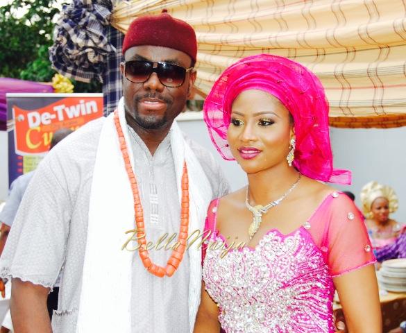 Chisom & Chete Igbo Nigerian Wedding | BellaNaija 2014 - 035