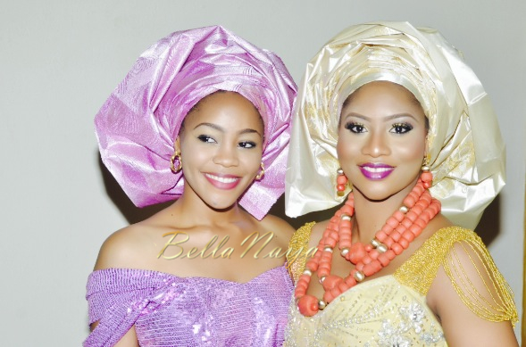 Chisom & Chete Igbo Nigerian Wedding | BellaNaija 2014 - 036