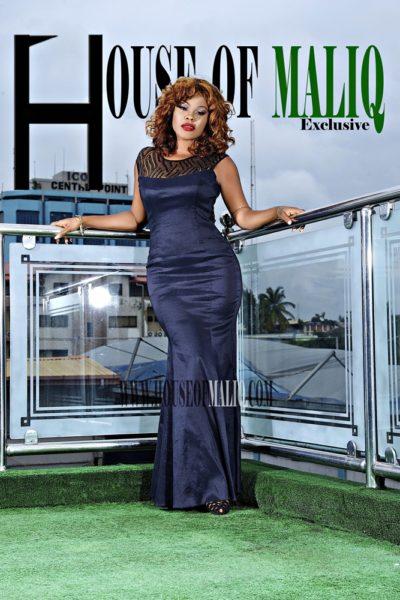 Daniella Okeke, HouseOfMaliQ Magazine - October Issue-2014 | ozara gossip