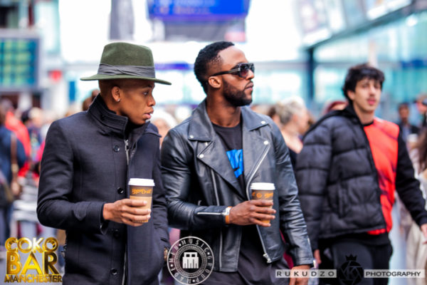 IMG 1978 600x400 Iyanya, Tekno, Selebobo, Emma Nyra & Ubi Franklin Take the Streets in Style as UK Tour Begins