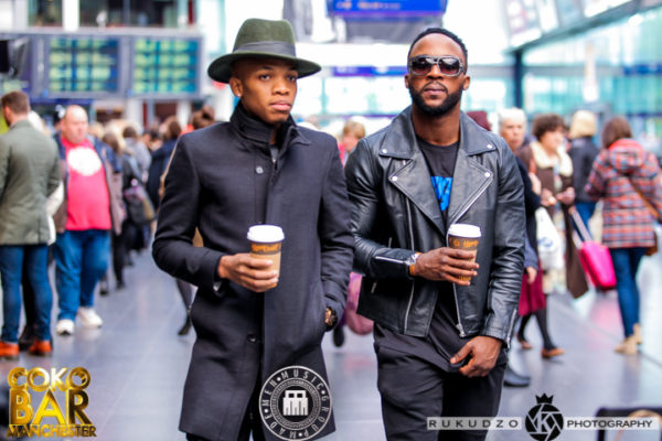 IMG 1979 600x400 Iyanya, Tekno, Selebobo, Emma Nyra & Ubi Franklin Take the Streets in Style as UK Tour Begins