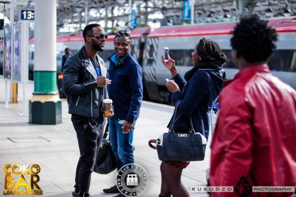 IMG 2000 600x400 Iyanya, Tekno, Selebobo, Emma Nyra & Ubi Franklin Take the Streets in Style as UK Tour Begins