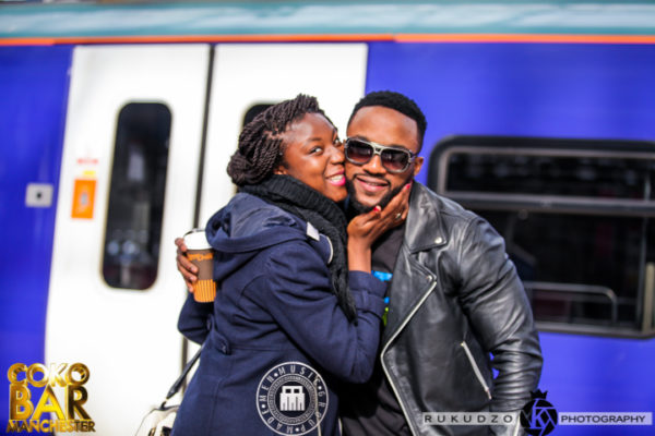 IMG 2002 600x400 Iyanya, Tekno, Selebobo, Emma Nyra & Ubi Franklin Take the Streets in Style as UK Tour Begins