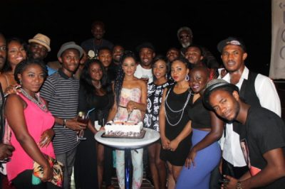 Adesua Etomi Party (4)