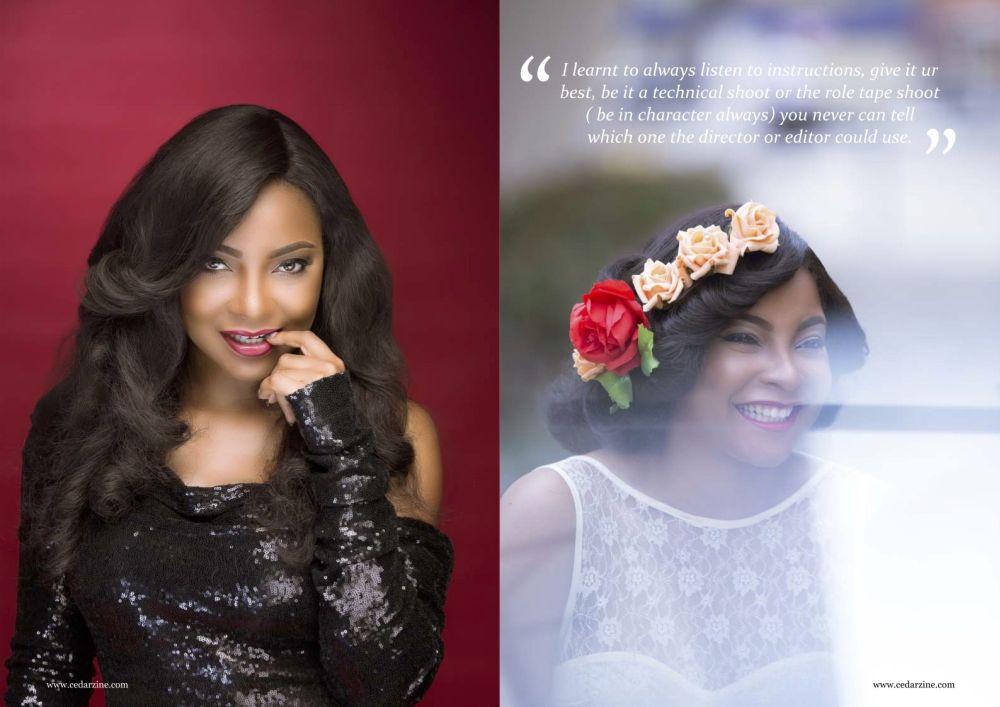 Linda Ejiofor for Cedar Magazine February 2015 Issue - Bellanaija - February2015003