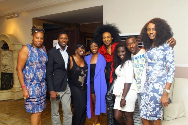 Ngozi Omambala, Gistmaster, Azuka Ogujiuba, Tonye, Denrele Edun, Blacksatino, Lanre Odukoya & Ono Bello