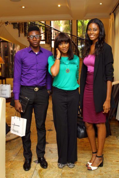 Sadi Emmanuel, Onah Nwachukwu & Adebola Adeyemo