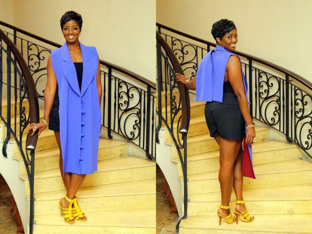 Tonye Garrick at Clear Essence Spa Breakfast Event - Bellanaija - February2015009