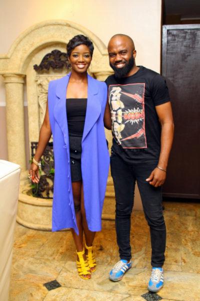 Tonye & Noble Igwe
