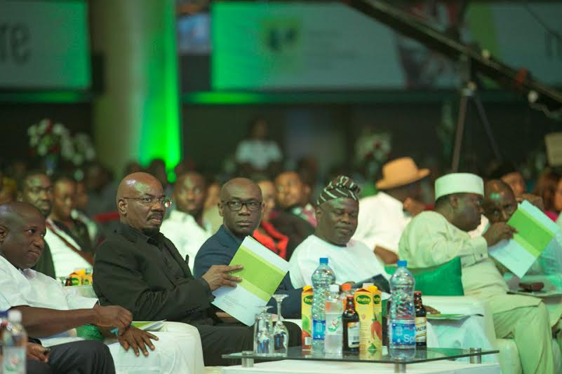 An Evening with the President of the Federal Republic of Nigeria - BellaNaija - March2015005