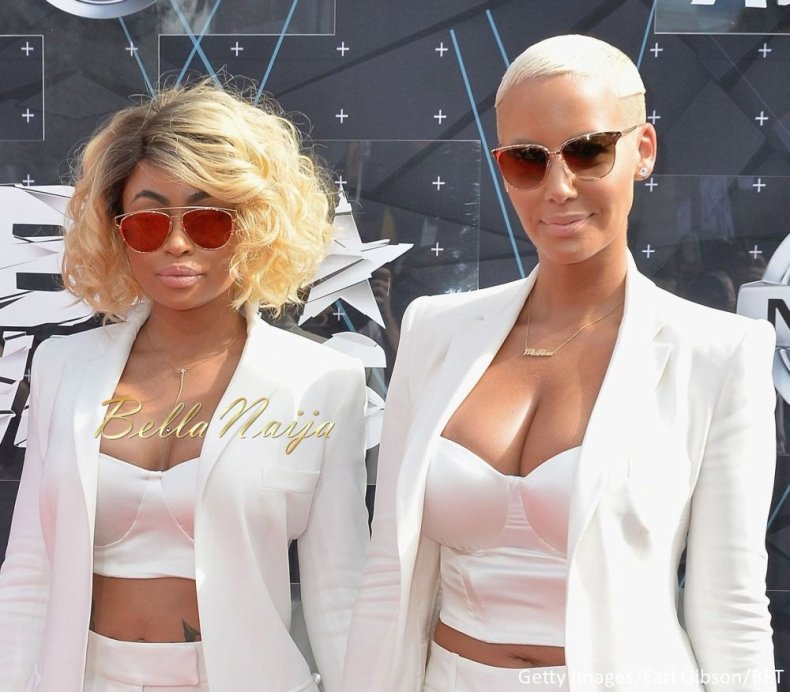 Blac Chyna joining Amber Rose's Slut Walk- BellaNaija