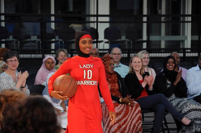 G.I.R.L.S. University of Minnesota College of Design Muslim Uniforms - BellaNaija - July2015006